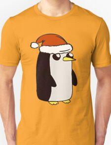 Festive Penguin. T-Shirt