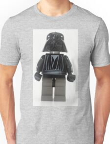 Star wars action figure Darth Vader  Unisex T-Shirt