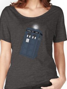 Tumblr And Relative Dimensions In (cyber)Space. Women's Relaxed Fit T-Shirt