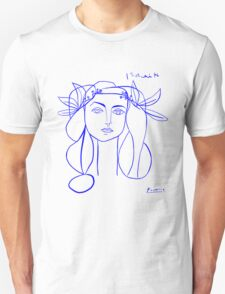 Picasso's Muse T-Shirt
