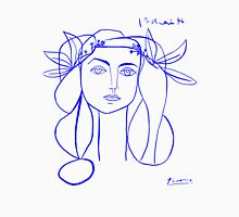 Picasso's Muse Unisex T-Shirt