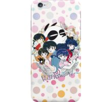 Ranma 1/2 iPhone Case/Skin