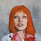 Leeloo by Martin Lynch-Smith