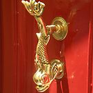 MEDITERRANEAN DOOR KNOCKER by Lynn Wright