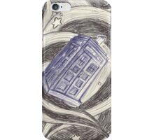 Time Travel iPhone Case/Skin