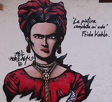 Graffiti As Artwork I - Grafiti Como Obra Del Arte by Bernhard Matejka