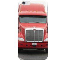 Big Red Truck iPhone Case/Skin