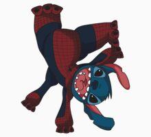 Spider Stitch One Piece - Short Sleeve
