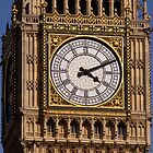 Big Ben London  by Michelle Boyd