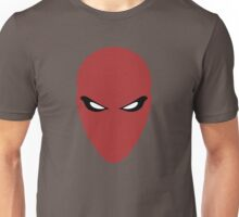 Red Hood Helmet Unisex T-Shirt