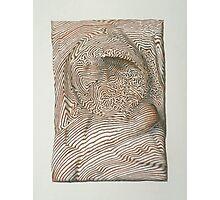 Earth contour Photographic Print