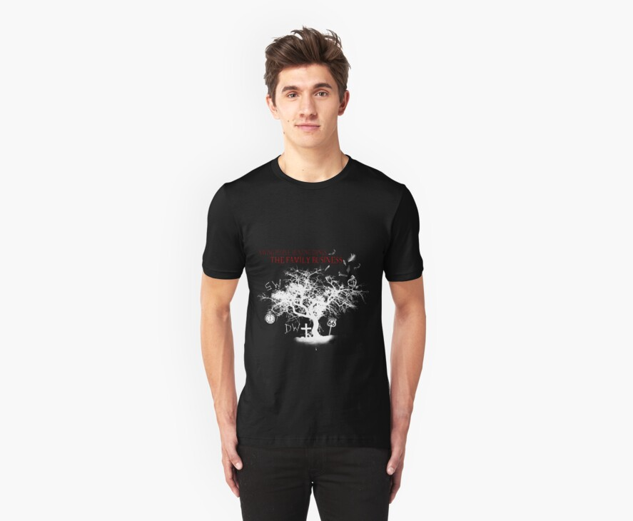 THE FAMILY BUSINESS by RocksaltMerch