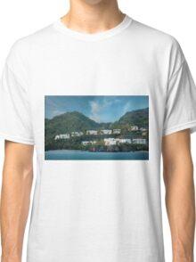 Dominican Republic Coastline Classic T-Shirt