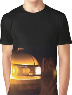 Silvia - Night Shoot Graphic T-Shirt