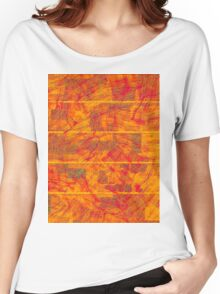 0253 Abstract Thought Women's Relaxed Fit T-Shirt