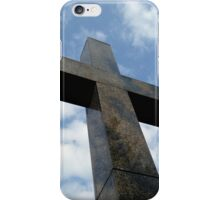 The Uplifting Cross iPhone Case/Skin