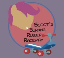 Scoot's Burning Rubber Raceway by Silvarrn