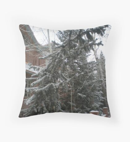 IF EEYORE WAS A TREE Throw Pillow