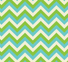 Chevron iPhone Case by sweettoothliz