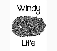 Windy Life Womens Fitted T-Shirt