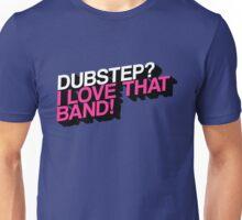 Dubstep - The True Fan (Blue/Pink) Unisex T-Shirt