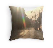 Oxford Street London  Throw Pillow