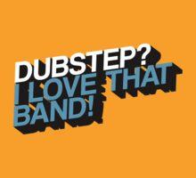 Dubstep - The True Fan (Orange/Blue) by GeneralSippyCup