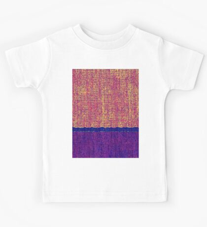 0116 Abstract Thought Kids Tee