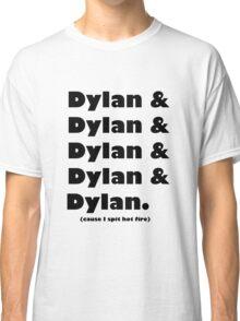Dylan's Favorite Rapper List Classic T-Shirt