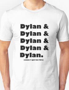 Dylan's Favorite Rapper List T-Shirt