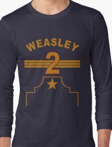 Ron Weasley - Gryffindor Quidditch Team Long Sleeve T-Shirt