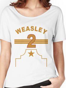 Ron Weasley - Gryffindor Quidditch Team Women's Relaxed Fit T-Shirt