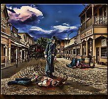 Stagecoach by Richard  Gerhard
