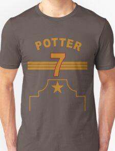 Harry Potter - Gryffindor Quidditch Team Unisex T-Shirt