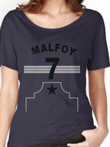 Draco Malfoy - Slytherin Quidditch Team Women's Relaxed Fit T-Shirt