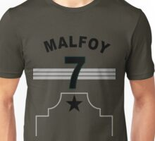 Draco Malfoy - Slytherin Quidditch Team Unisex T-Shirt