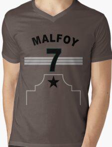 Draco Malfoy - Slytherin Quidditch Team Mens V-Neck T-Shirt