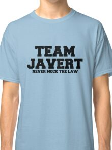 Team Javert v2 Classic T-Shirt