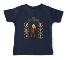 Buffy and the Scooby Gang Baby Tee