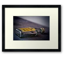Chantreau Framed Print