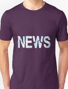 Breaking News Unisex T-Shirt