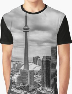 CN Tower Graphic T-Shirt