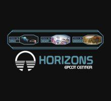 Horizons EPCOT Center Kids Clothes