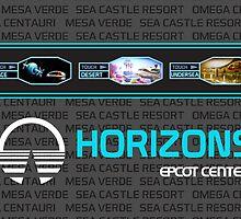 Horizons EPCOT Center by Jou Ling Yee