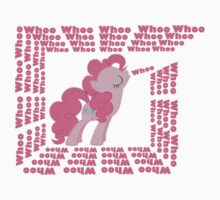 Pinkie Pie goes Whoo by turokevie