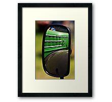 Scania Vabis Framed Print