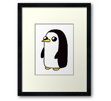 Penguin. Framed Print