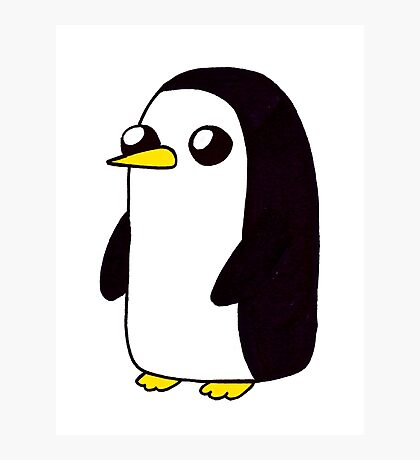 Penguin. Photographic Print