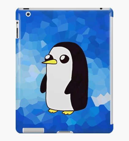 Penguin. iPad Case/Skin
