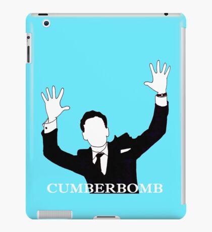 Benedict Cumberbomb. iPad Case/Skin